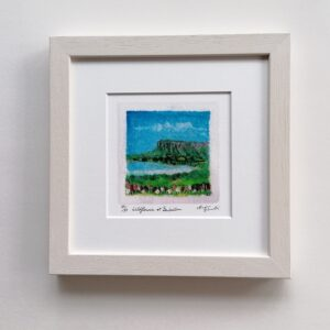 Benbulben Waves Limited Edition Giclée Print by Alison Hunter